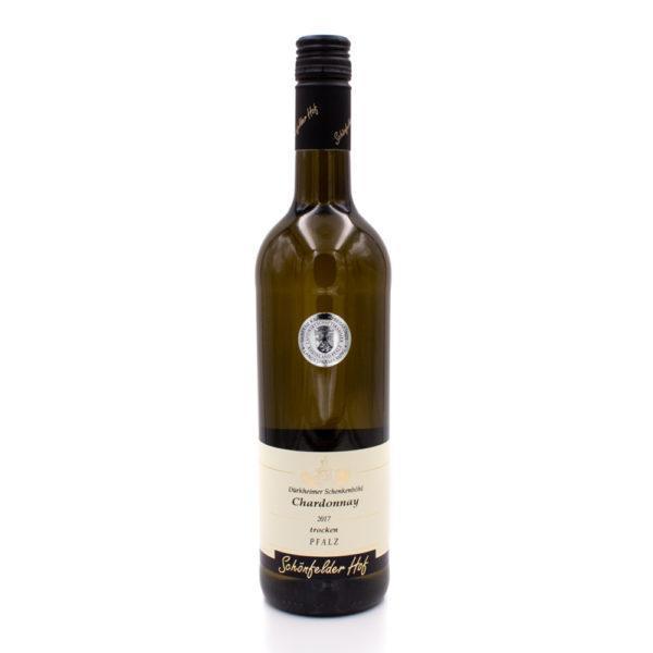 Dürkheimer Schenkenböhl - Chardonnay trocken - 2017