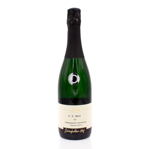C.S. Brut - Spätburgunder & Chardonnay - 2016