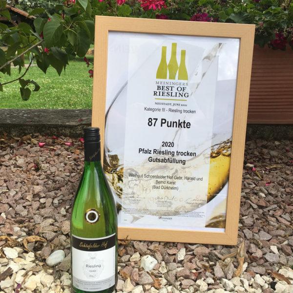 Best of Riesling - Riesling trocken 2020