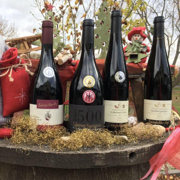 Red Wine Friday Weinpaket
